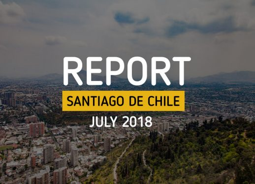 TOMI Santiago Report July 18:  Santiago sigue creciendo!