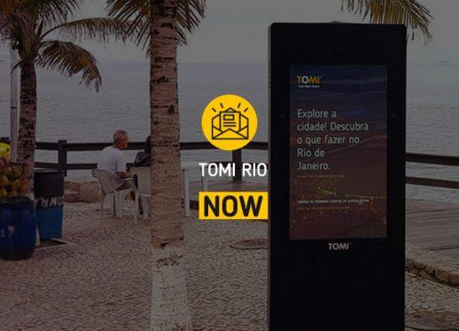 TOMI Rio NOW: Mirante do Leblon is in the spotlight!
