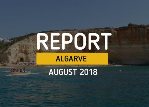 TOMI Algarve AUG 2018 Report: The biggest help to smart tourism!