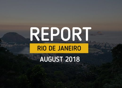(English) TOMI Rio Aug 2018 Report: TOMI knows and people know!
