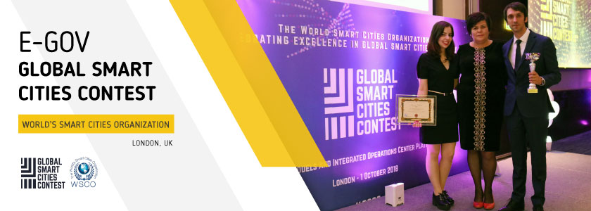 E-Gov Global Smart Cities Contest