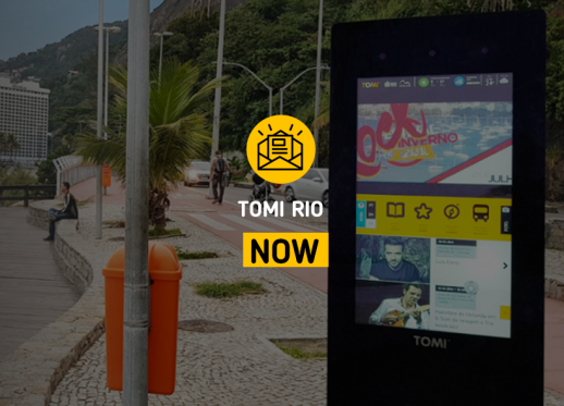 (English) TOMI Rio NOW: TOMI gets worldwide recognition in E-Gov area!