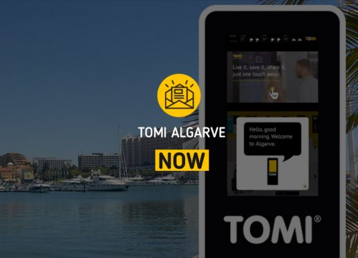 TOMI Algarve NOW: Welcome to Algarve with TOMI!