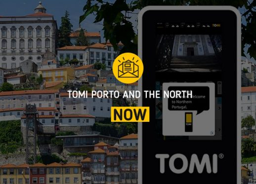 (English) TOMI Porto and the North NOW: TOMI welcomes tourists to Porto and the North!