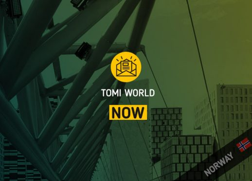 (English) TOMI WORLD NOW: TOMI recognized as a top innovator in Norway!