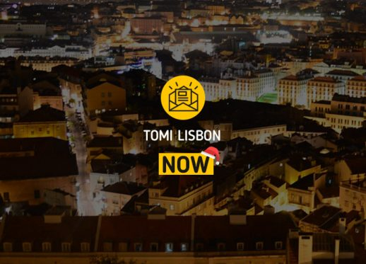 TOMI Lisbon NOW: Natal em Lisboa!