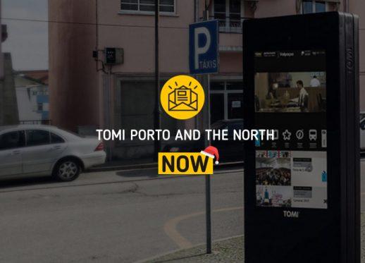 TOMI Porto and the North NOW: Mais um TOMI em Valpaços!