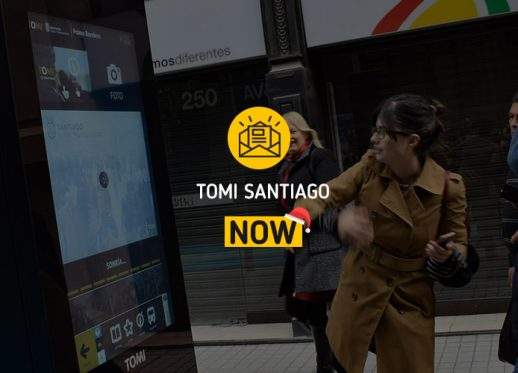 (English) TOMI Santiago NOW: Half of a year in Santiago!