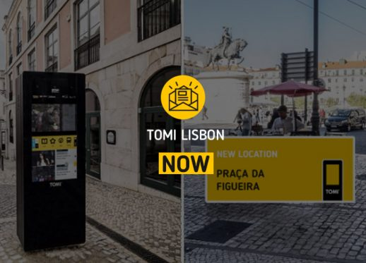 TOMI Lisbon NOW: Lisbon is more accessible with TOMI!