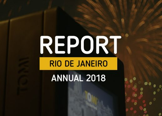 TOMI Rio Report 2018: A great year for TOMI Rio
