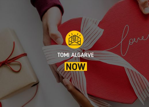 TOMI Algarve NOW: TOMI spreads the love in the Algarve