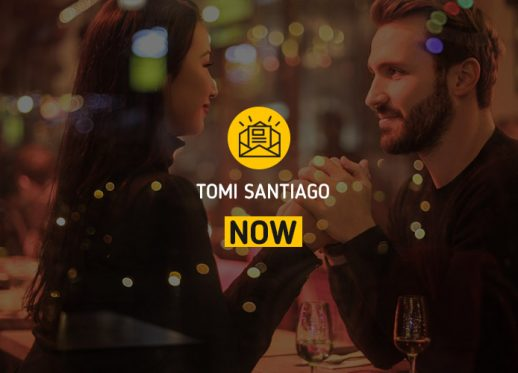 (English) TOMI Santiago NOW: Celebrating Valentine's Day with TOMI