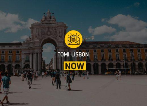 (English) TOMI Lisbon NOW: TOMI makes Lisbon smarter
