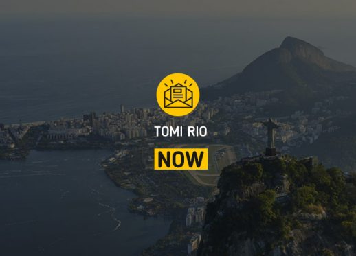 (English) TOMI Rio NOW: TOMI helps promoting local economy and mobility!