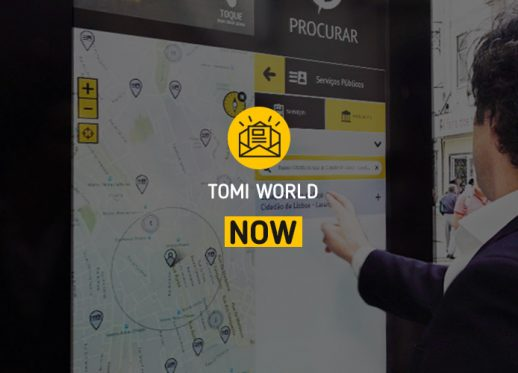 TOMI WORLD NOW: TOMI expands its network in Lisbon