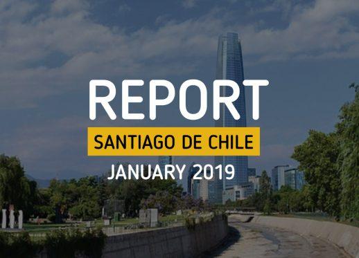 (English) TOMI Santiago Report Jan 2019: The best time to visit Santiago!