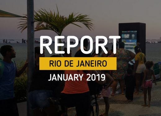 TOMI Rio Report Jan 2019: Enjoying the Summer with TOMI