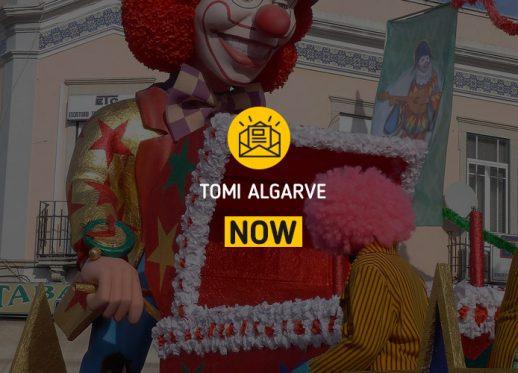 TOMI Algarve Now: Frolics and fun in Algarve's Carnaval