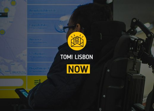 (English) TOMI Lisbon NOW: TOMI upgrades accessible tourism in Lisbon