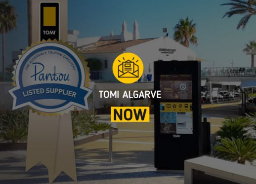 (English) TOMI Algarve NOW: TOMI promotes accessible tourism in the Algarve