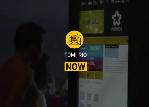 TOMI Rio Now: TOMI celebrated three years in Rio!