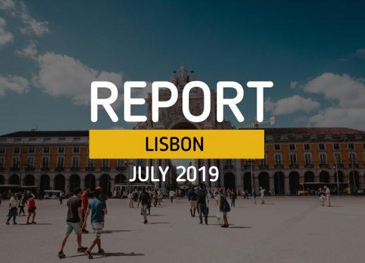 TOMI Lisbon July 2019