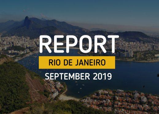 TOMI Rio de Janeiro Report September 2019