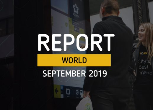 (English) TOMI World Report September 2019