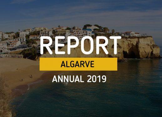 TOMI Algarve Report Anual 2019