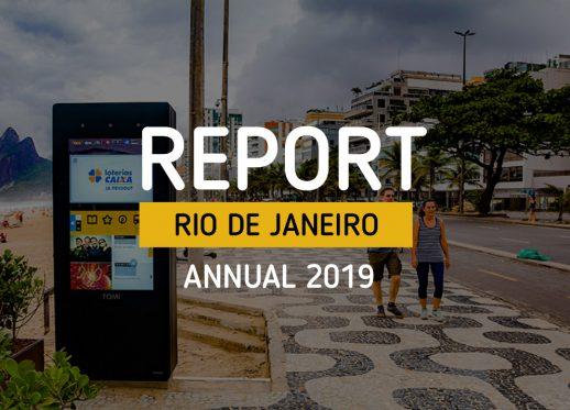 TOMI Rio Report Annual 2019
