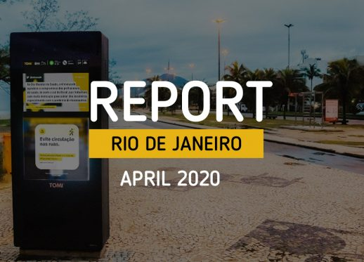 TOMI Rio de Janeiro Abril Report 2020