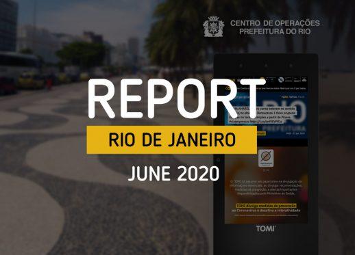 TOMI Rio de Janeiro Report June 2020
