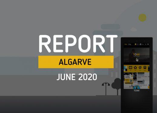 TOMI Algarve Report June 2020