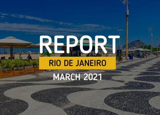 TOMI Rio de Janeiro Report March 2021