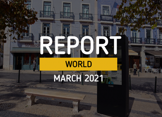 TOMI WORLD Report March 2021