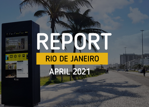 TOMI Rio de Janeiro Report Abril 2021