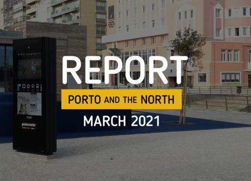 TOMI Porto e Norte Report Abril 2021