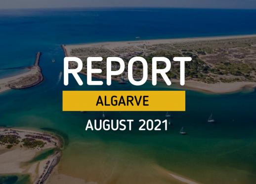 TOMI Algarve Report August 2021
