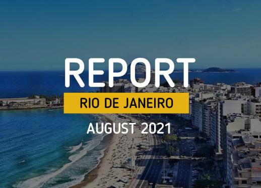 TOMI Rio de Janeiro Report August 2021